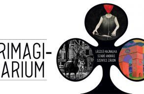 TRIMAGINARIUM – készülõben három képzõmûvész csoportos kiállítása