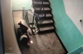 El akarta hitetni, hogy kirabolták, de nem vette észre, hogy veszi a kamera