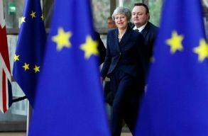 Kétlépcsõs megközelítésrõl állapodtak meg a Brexit-határidõ hosszabbításának ügyében