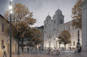 Kolozsváron megújul a Farkas utca és környéke, sõt, a Szentegyház utcát is felújítanák