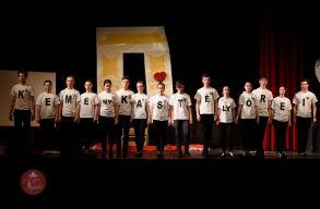 Szászrégeni csapat az Örökségünk Õrei Székelyföldi regionális döntõjének nyertesei