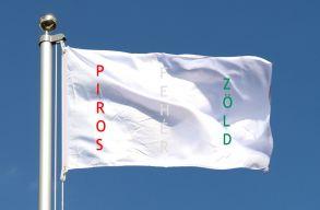 Megvan a piros-fehér-zöld zászlós játékunk nyertese!