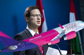 A magyar állam kész anyagilag is támogatni a Wizz Airt, hogy az naponta repüljön Székelyföldre