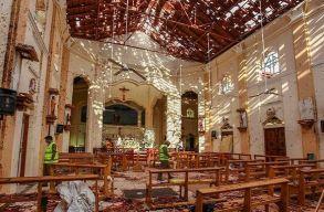 Az Iszlám Állam bizonyíték hiányában magára vállalta a Srí Lanka-i merényleteket