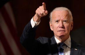 Joe Biden is indul az elnökségért, egybõl az elsõ számú esélyese lett az amerikai demokratáknak