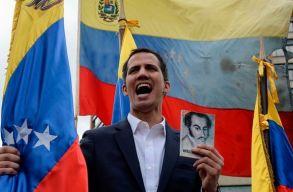 Puccskísérlet zajlik Venezuelában