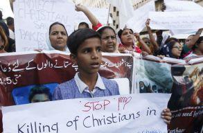 Napjainkban zajlik a történelem legnagyobb keresztényüldözése