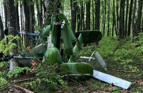 Lezuhant orosz gyártmányú helikopterre bukkant egy máramarosi juhász