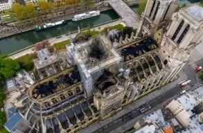 A képviselõház elfogadta a Notre-Dame helyreállításáról szóló törvényt