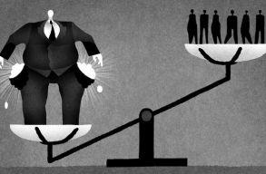 Növekvõben a szegények és a gazdagok közötti szakadék az Európai Unióban is