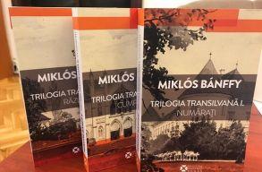 Megjelent Bánffy Erdélyi trilógia címû regénye román fordításban