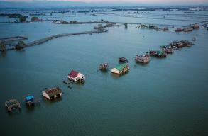 Akár két métert is nõhet a világ tengereinek szintje 2100-ra