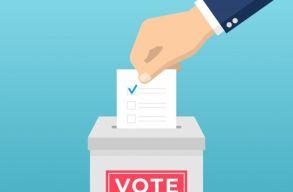 Majdnem 19 millióan szavazhatnak vasárnap