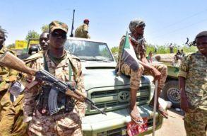 Erõszakkal számolják fel a szudáni békés tüntetést – megszólalt az Európai Unió