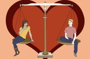 Te voltál már egészségtelen párkapcsolatban? Tudsz róla?