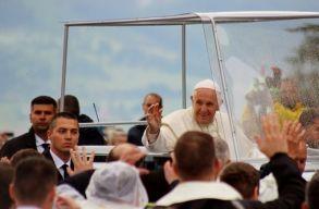 Ferenc pápa levélben köszönte meg a csíksomlyói fogadtatást