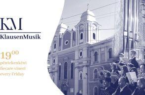 KlausenMusik címmel indul nyári hangversenysorozat a kolozsvári Piarista templomban