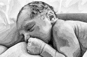 Anyákat gyermeküktõl elválasztó és betápszerezõ szülészetek országa vagyunk