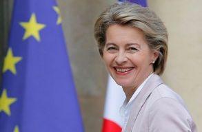 Az Európai Tanács Ursula von der Leyen német védelmi minisztert javasolja az Európai Bizottság következõ elnökének