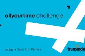 AllYourTime Challenge avagy a Nyerj Idõt Kihívás