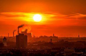 Bukarestben 30 év múlva a kazah fõváros jelenlegi klímáját kell majd elviselni