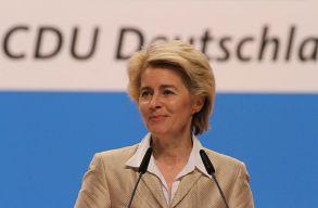 Megszavazták: Ursula von der Leyen az Európai Bizottság új elnöke!