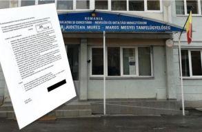 Nagy a felháborodás, miután egy marosvásárhelyi érettségizõnél óvás után négy jeggyel emeltek románból