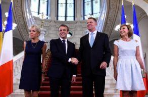 Macron telefonon értesítette Johannist, hogy Franciaország támogatja Kövesit