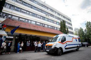 Online kórházfelmérés Csíkszeredában: a koszt kevés és íztelen, de az orvosok rendesek