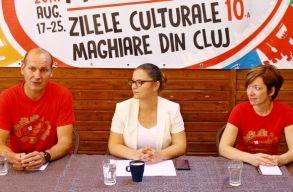 Már holnap elrajtol a Kolozsvári Magyar Napok, amit idén 530 ezer lejjel támogatott a kolozsvári önkormányzat