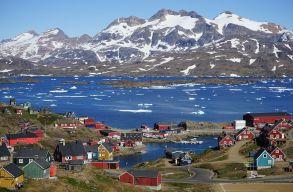 Állítólag Trump szeretné megvásárolni Grönlandot