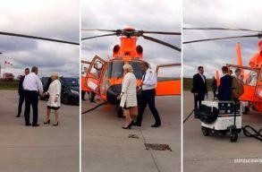 Dãncilã: ha minden megyébe el akarok jutni, helikoptert is használnom kell néha
