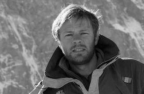Elhunyt Török Zsolt, az ország egyik legsikeresebb hegymászója
