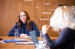 A környezetvédelmi miniszterhez fordult Benkõ Erika a Háromszéken garázdálkodó medvék ügyében