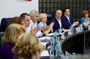 Új miniszterekrõl döntött a PSD végrehajtó bizottsága