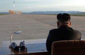 """Észak-Korea """"valóban hatalmas fegyvereket"""" tesztelt"""