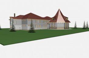 Kezdõdik a két éve leégett kommandói iskola építése