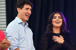 A kanadai miniszterelnök megköszönte Bianca Andreescu szüleinek, hogy Kanadába emigráltak