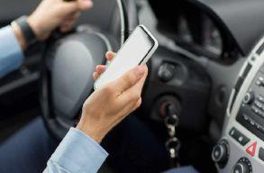 Október 12-tõl még csúnyábban ráfizetünk, ha vezetés közben mobilozunk