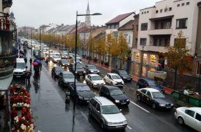 Online petícióban követelnek tisztább levegõt a kolozsváriak számára