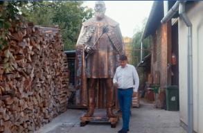 A minisztérium jóváhagyta Bethlen Gábor marosvásárhelyi szobrának felállítását