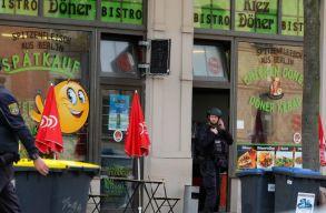 Frissítés: Egy német férfi a hallei lövöldözés elkövetõje