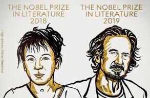 Olga Tokarczuk és Peter Handke kapta az irodalmi Nobel-díjat
