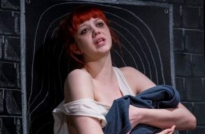 """""""Szeretem azt a színházat, amiben még számít, hogy valaki ember."""" Színészportrék: Tõtszegi Zsuzsa"""