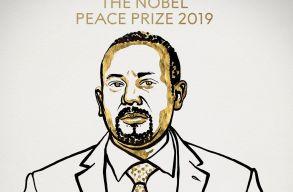Az etióp miniszterelnök kapja a Nobel-békedíjat