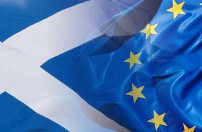 A skót miniszterelnök szerint a független Skóciát szívesen felvennék az EU-ba, ha Nagy-Britannia kilép