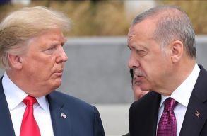 Trump most szankciókat léptetett életbe török minisztériumok ellen, miután odadobta nekik a kurdokat