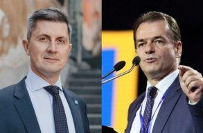 Kedves kis nyilatkozatokkal illette egymást Orban és Dan Barna