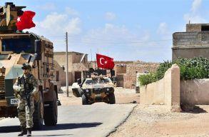 Amnesty International: bizonyíték van rá, hogy a törökök háborús bûnöket követtek el Szíriában