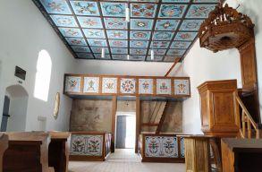 Felújított unitárius templomot adtak át Kökösön